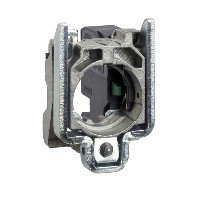 Schneider ZB4BZ1044 Harmony fém rögzítőaljzat és érintkezőblokk, 2NC, dugaszolós csatlakozós