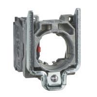 Schneider ZB4BZ104TQ Harmony fém rögzítőaljzat és érintkezőblokk, 2NC 100 darabos csomagban