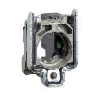 Schneider ZB4BZ1054 Harmony fém rögzítőaljzat és érintkezőblokk, 1NO+1NC, dugaszolós csatlakozós