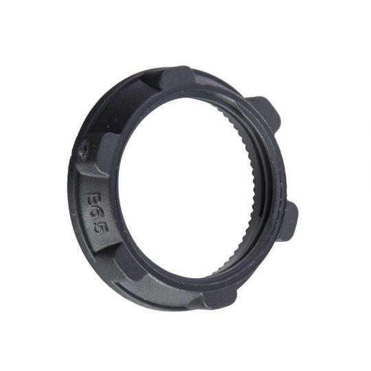 Schneider ZB5AZ901 Harmony rögzítő gyűrű, Ø22 működtető és jelzőkészülékekhez