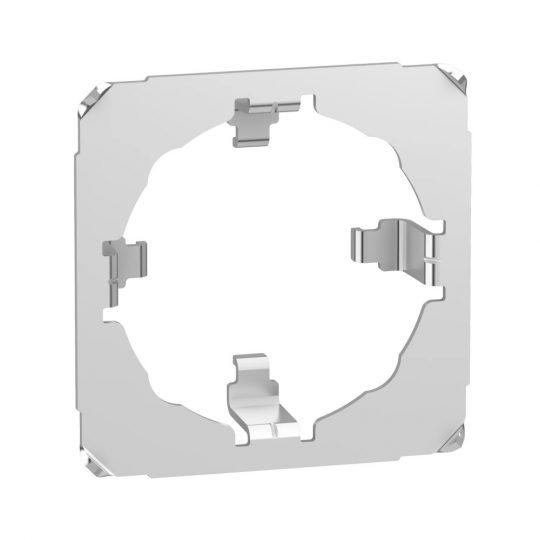Schneider ZB5FAZ902 Harmony panelbe süllyesztett műanyag nyomógomb Ø30 forgásgátló lemez