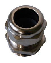 Fém nikkelezett tömszelence M63 IP68 befogható kábelek külső átmérője 35 - 48mm (SIB C5263000)