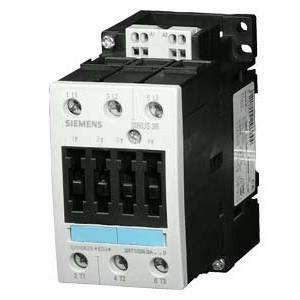Siemens, Sirius, 3RT1036-3AH00, 3RT10363AH00, Mágneskapcsoló, 22Kw/50A (400V, AC3), 48V AC 50 Hz vezerlés, rugós csatlakozás, S2 méret, Sirius (Siemens 3RT1036-3AH00)
