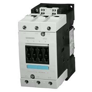 Siemens, Sirius, 3RT1045-3AL20, 3RT10453AL20, Mágneskapcsoló, 37Kw/80A (400V, AC3), 230V AC 50/60 Hz vezerlés, rugós csatlakozás, S3 méret, Sirius (Siemens 3RT1045-3AL20)
