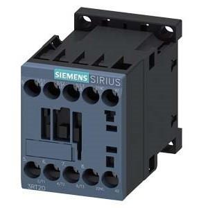 Siemens, Sirius, 3RT2016-1AG62, 3RT20161AG62, Mágneskapcsoló, 4Kw/9A (400V, AC3), 100V AC 50 Hz vezerlés, 1Ny segédérintkezővel, csavaros csatlakozás, S00 méret, Sirius (Siemens 3RT2016-1AG62)