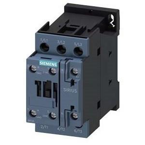 Siemens, Sirius, 3RT2025-1AD00, 3RT20251AD00, Mágneskapcsoló, 7,5Kw/17A (400V, AC3), 42V AC 50 Hz vezerlés, 1Z+1Ny segédérintkezővel, csavaros csatlakozás, S0 méret, Sirius (Siemens 3RT2025-1AD00)