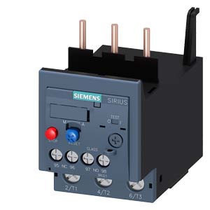 Siemens 3RU2136-1HB0 hőkioldó relé 5,5..8 A, csavaros csatlakozás, S2 méret, 10 osztály (Sirius 3RU21361HB0)
