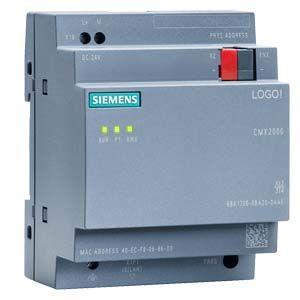 Siemens 6BK1700-0BA20-0AA0 LOGO! CMK2000 Communication module (Siemens 6BK17000BA200AA0)