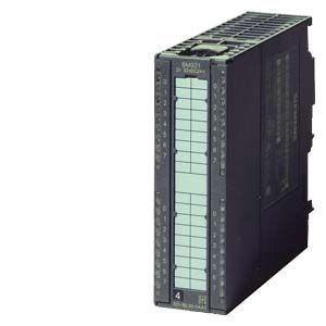 Siemens 6ES7321-7RD00-0AB0 SIMATIC S7, DIGITAL INPUT SM 321, OPTICALLY ISOLATED, 4 DI, 24V DC (Siemens 6ES73217RD000AB0)