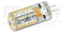 LED-es fényforrás, 2,2W-os teljesítményű, G4 foglalattal, 4000K-es színhőmérsékletü, SMD LED ( 180 lm ) Tracon ( LG42NW )