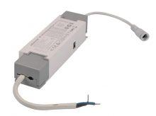 Dimmelhető LED meghajtó 48 W-os panelekhez 250 VAC, 0,23 A / 30-40 VDC, 1050 mA, 1-10 V (Tracon LPCC48W110D)