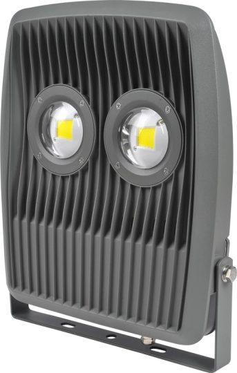 Tracon RSMDB150W LED-es, SMD fényvető, 150 W teljesítménnyel, szürke színben, 4500K színhőmérséklettel, IP65-ös védelemmel, 12750 lm fényerővel