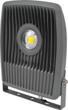 Tracon RSMDB50W LED-es, SMD fényvető, 50 W teljesítménnyel, szürke színben, 4500K színhőmérséklettel, IP65-ös védelemmel, 4250 lm fényerővel