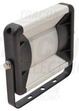 Tracon RSMDE10 LED-es, SMD fényvető, 10 W teljesítménnyel, fekete színben, 4000K színhőmérséklettel, IP65-ös védelemmel, 680 lm fényerővel