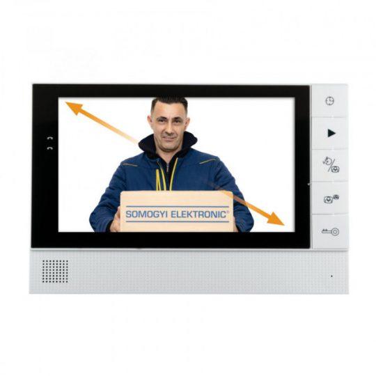 "HOME DPV 25B Video kaputelefon 7"" beltéri egység DPV 22-23-24-25-höz"