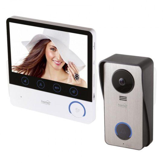 """HOME DPV 27 Video kaputelefon, 7""""színes, bővíthető"""