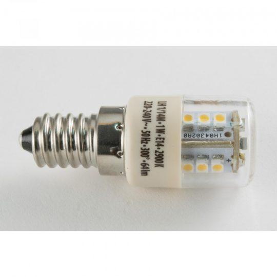 HOME LH 1/14M LED izzó, henger, E14, 1W, 64lm ( LH 1/14M )