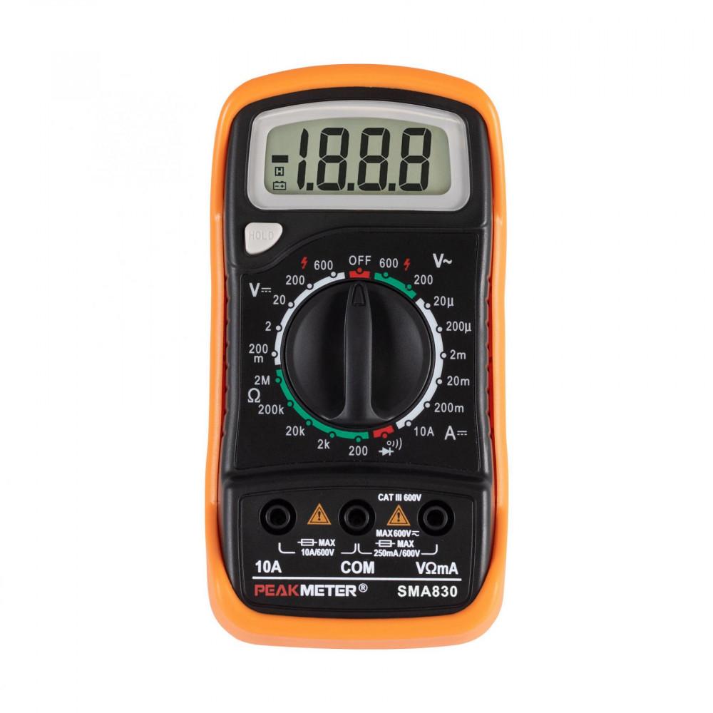 SMA SMA 830 Digitális multiméter ( SMA 830 )
