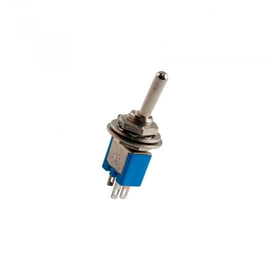 USE ST 302 Billenőkapcsoló, 250V, 1ák, karos, váltó ( ST 302 )