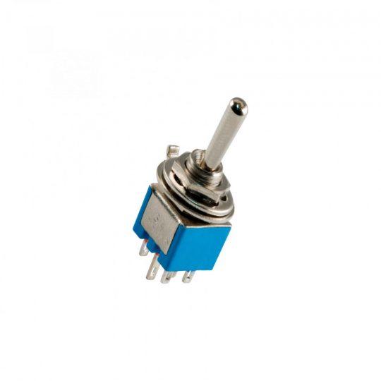 USE ST 304 Billenőkapcsoló, 250V, 2ák, karos, váltó ( ST 304 )