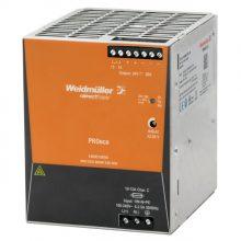 Tápegység 1 fázisú, 480W, 24V DC kimenettel, 20A, 100...240 V AC, 50/60 Hz, PRO ECO (WEIDMÜLLER 1469510000)