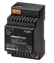 Tápegység 1 fázisú, 24W, 24V DC kimenettel, 1A, 100...240 V AC, 50/60 Hz, CP SNT(WEIDMÜLLER 9928890024)