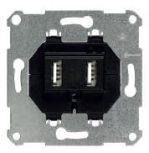 USB dupla töltők