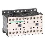 4Kw/9A TeSys K forgásirányváltó mágneskapcsolók
