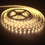 LED szalag melegfehér